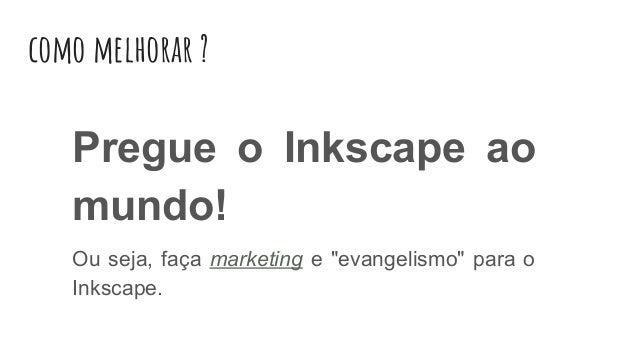Minicurso InkScape flisol 2016