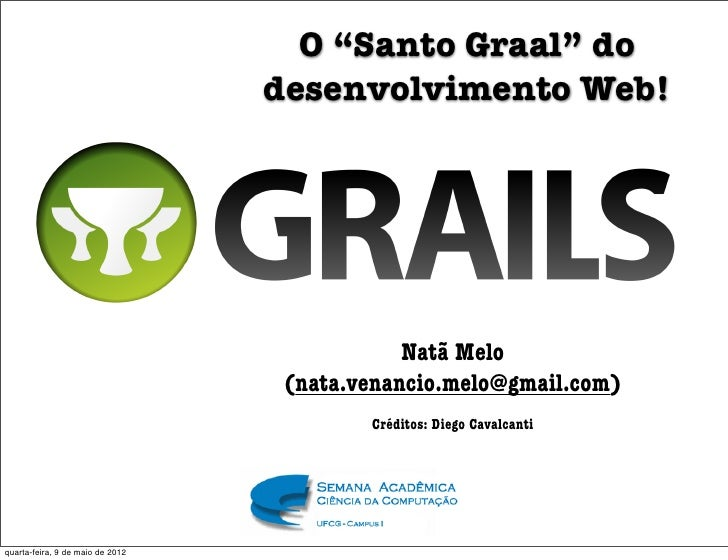 "O ""Santo Graal"" do                                  desenvolvimento Web!                                              Natã..."