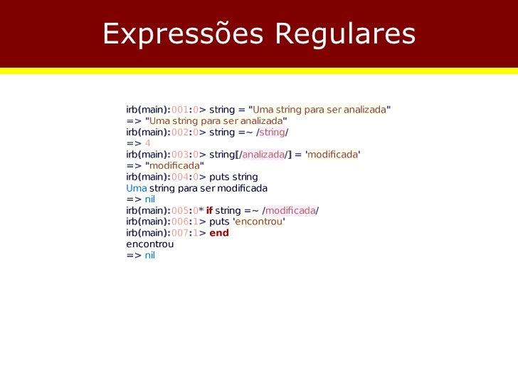 Introdu 231 227 O A Linguagem Ruby