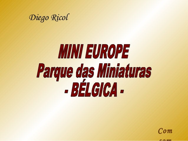 Diego Ricol              Com