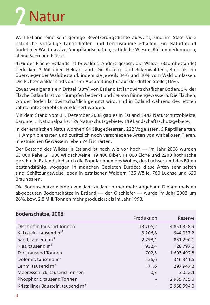 MINIFAKTEN ÜBER ESTLAND 2010     Durchschnittliche maximale und minimale Lufttemperatur, 2009                             ...
