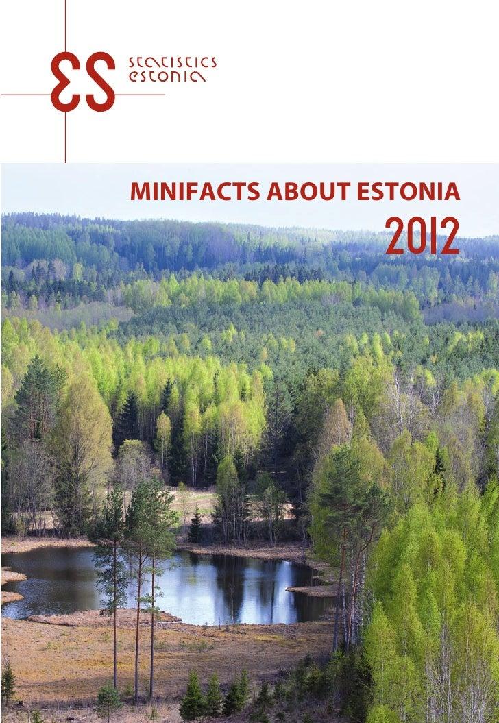 MINIFACTS ABOUT ESTONIA