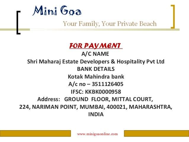 Mini Goa Ppt By Dinker Suhalka
