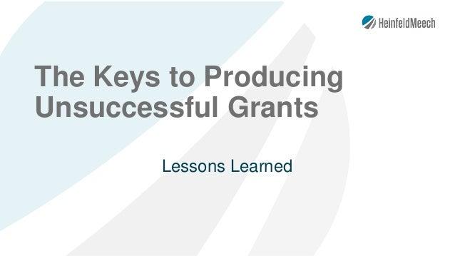 how to write a mini-grant