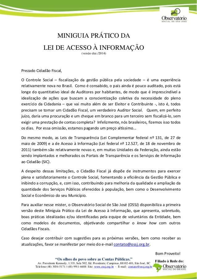 O Controle Social – fiscalização da gestão pública pela sociedade – é uma experiência  relativamente nova no Brasil. Como ...