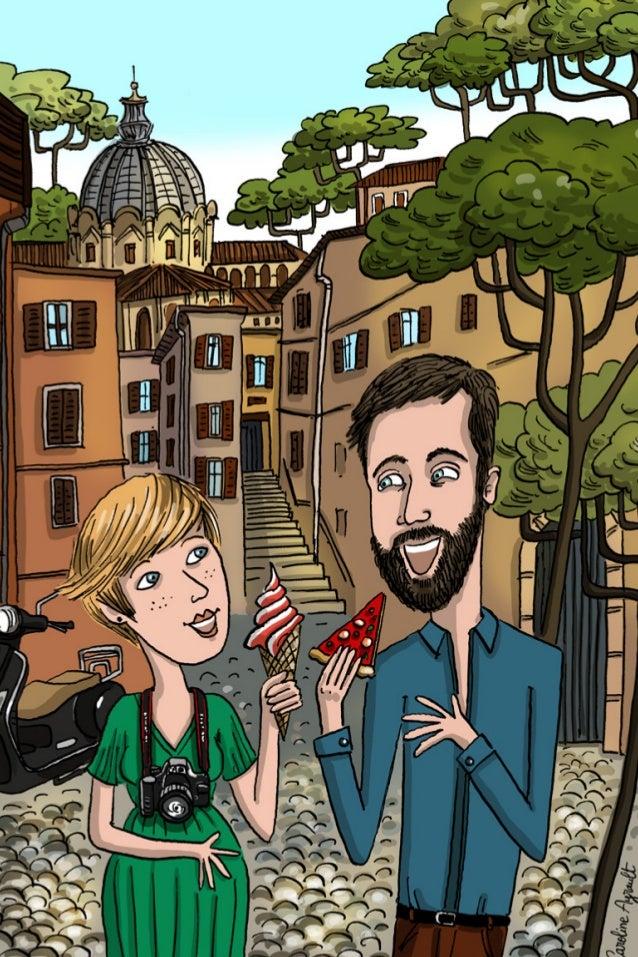 www.streatit.com présente Street food Cheap & Chic Rome VATICAN ET ENVIRONS
