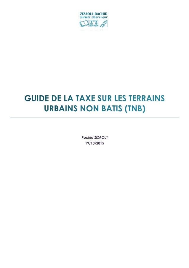 [ ] Impôt direct, perçu au profit des Collectivités Locales. Loi n° 47.06 relative à la fiscalité des Collectivités Locale...