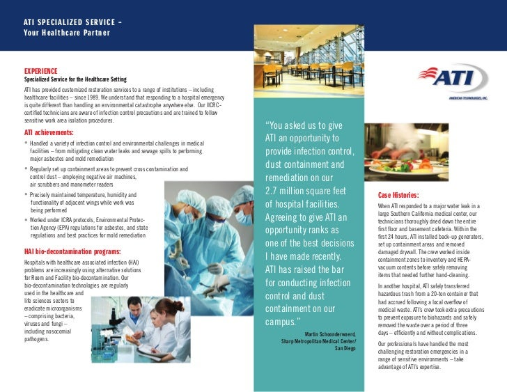 Mini Health Care Brochure V