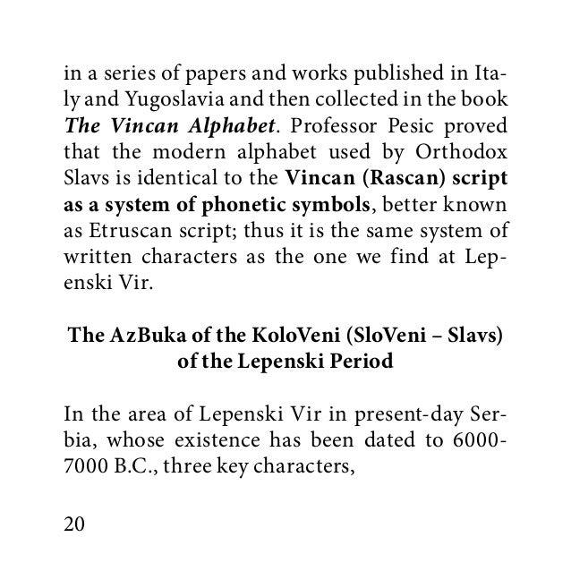 RasSiya (Russia/KoloVenia) The Most Ancient Civilization