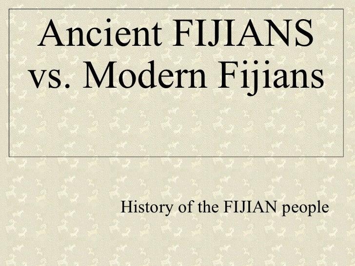 ancients vs moderns