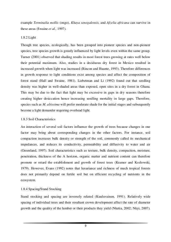 mini literature review