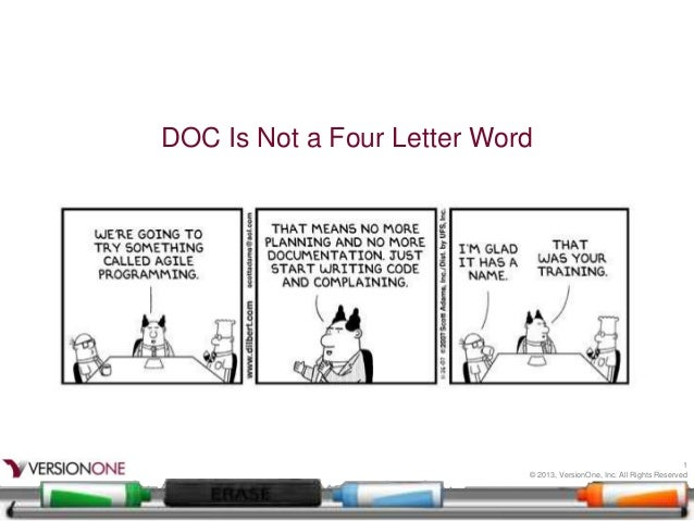 DOC Is Not a Four Letter Word                                                                       1                     ...