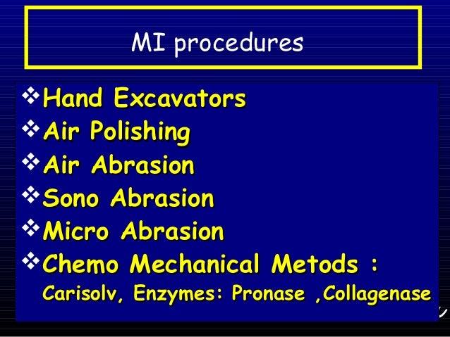 Minimal Intervention Dentistry - PowerPoint PPT Presentation