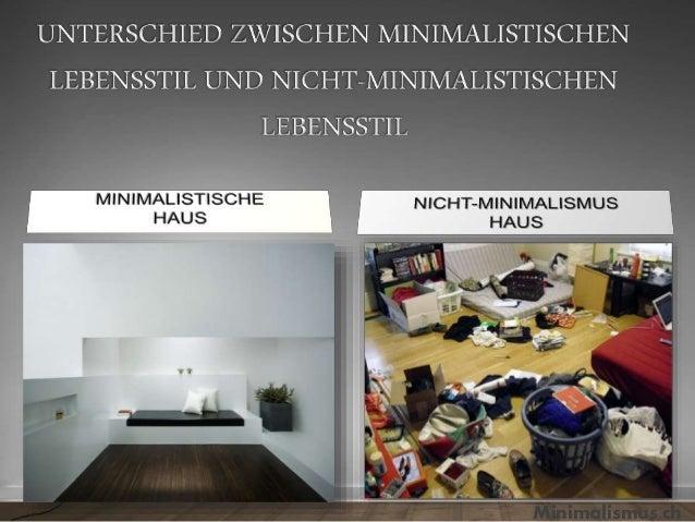 Minimalismus ein w rdigsten geschichte for Warum minimalismus