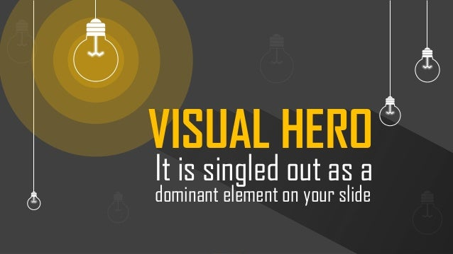 minimalist powerpoint design know how to solve the problem