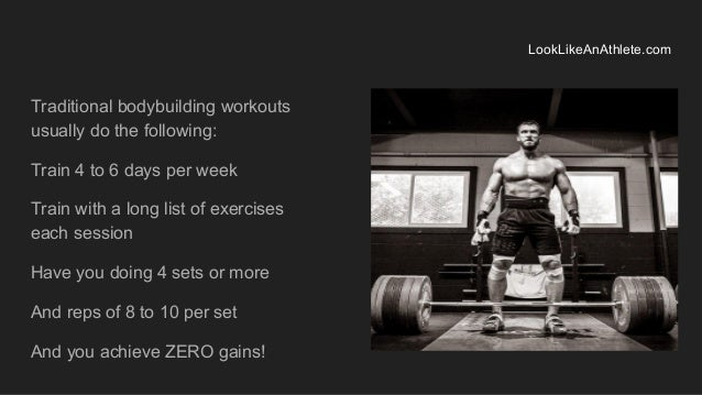 Minimalist Training: 8 Simple Steps for Big Muscle Gains
