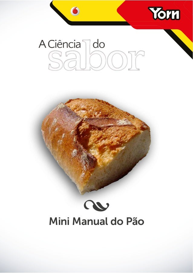 •do Pão Mini Manual