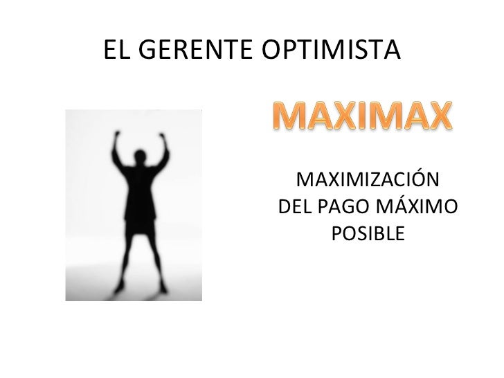 maximin minimax Minmax and maxmin isci 330 lecture 8, slide 8 recap maxmin and minmax how to find maxmin and minmax strategies consider maxmin strategies for player i in a 2-player game notice that i's maxmin strategy depends only on i's utilities thus changes to −i's utilities do not change i's maxmin.