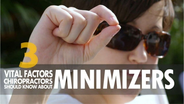 What Does  Minimize Mean? v.  to represent at the lowest possible  amount, value, importance,  influence, etc., especially...
