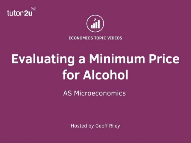 minimum price control on alcohol Minimum pricing is about tackling the very cheapest alcohol  in the minimum  price of alcohol led to a  measures to control consumption and harm for public.