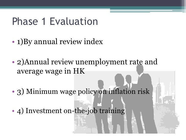 minimum wage policy on hk catering Employee compensation is one of the largest expenses for businesses given the labor-intensive nature of the hotel industry, hotel employees' perceptions of the statutory minimum wage (smw) policy have become a major concern for hotel operators since the introduction of the policy in hong kong this.