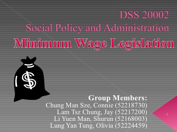 Group Members: Chung Man Sze, Connie (52218730) Lam Tsz Chung, Jay (52217200) Li Yuen Man, Shurun (52168003) Lung Yan Tung...