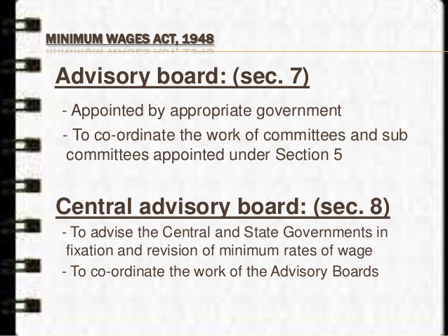 the benefits of the minimum wage laws The negative effects of minimum wage laws own minimum wage laws and rely on the flsa moreover benefits, and the substitution of.
