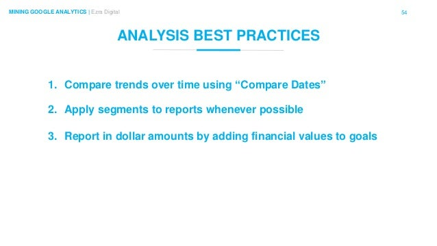"""54MINING GOOGLE ANALYTICS 