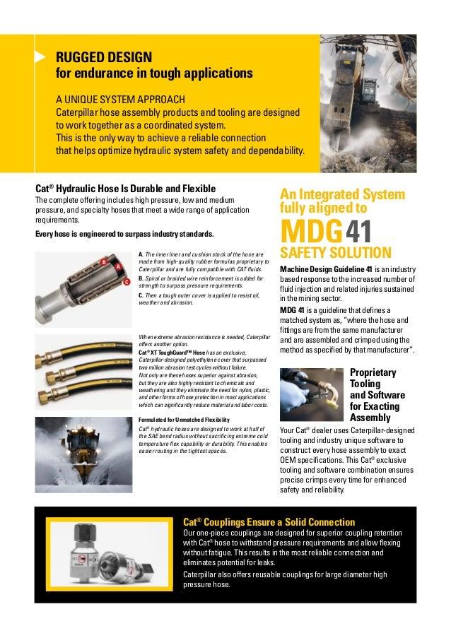 Mining hose solutions 2014 11