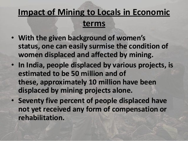 The Effects of Mining in Africa