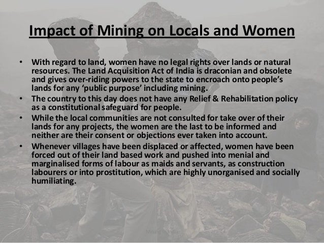 Impacts of Mining on Our Environment (with Remedial Measures)