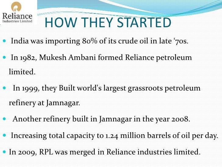 Oil & Natural gas corporation.</li></li></ul><li>