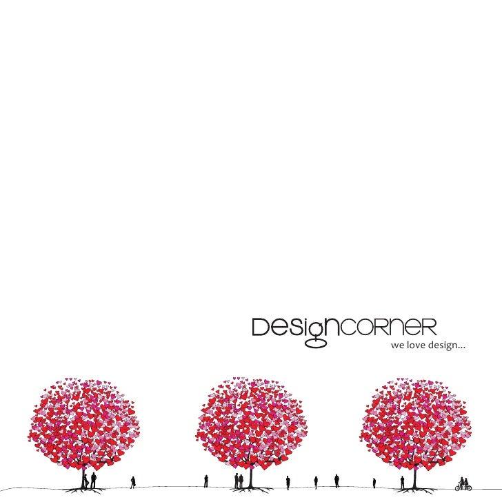 Mini Portfolio DesignCorner