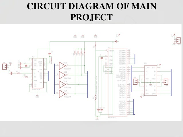 Project presentation on cell phone operated land rover 10 circuit diagram ccuart Image collections