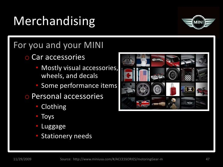 Mini Anatomy Of A Brand