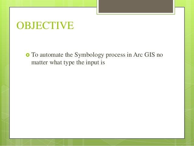 Symbology Automation using ArcPy