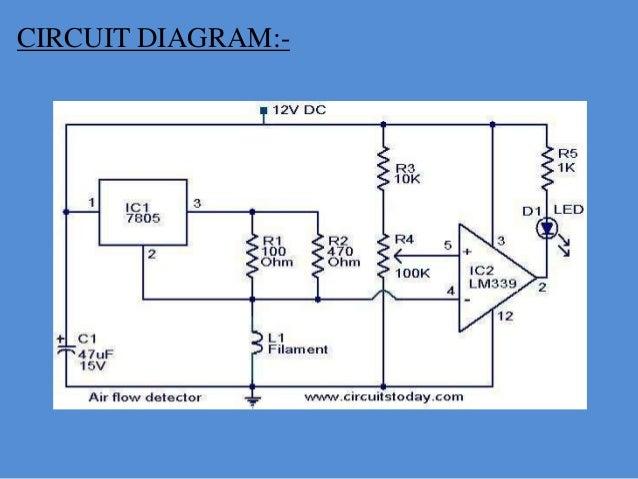 air flow detector system rh slideshare net Air Flow Diagram in Human Blood Flow Diagram