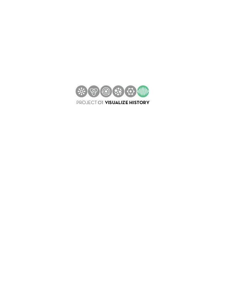 PROJECT 01 VISUALIZE HISTORYHasso Plattner Institute of Design