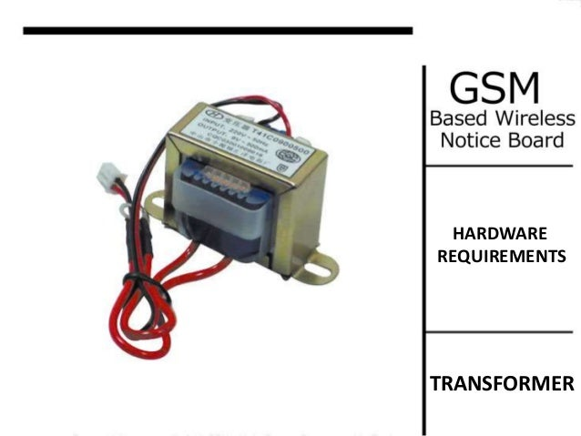 gsm based notice board Users are authorized to update notices on the digital notice board index terms—gsm module, alphanumeric display board,  block diagram of proposed system gsm based.