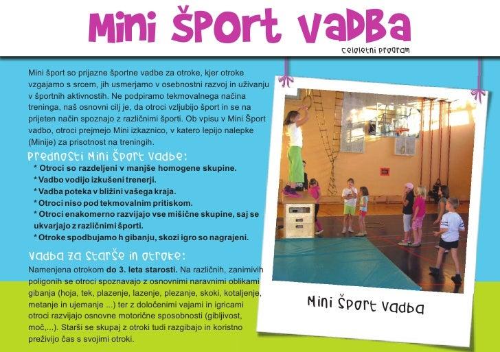 Mini sport 2011 Slide 2