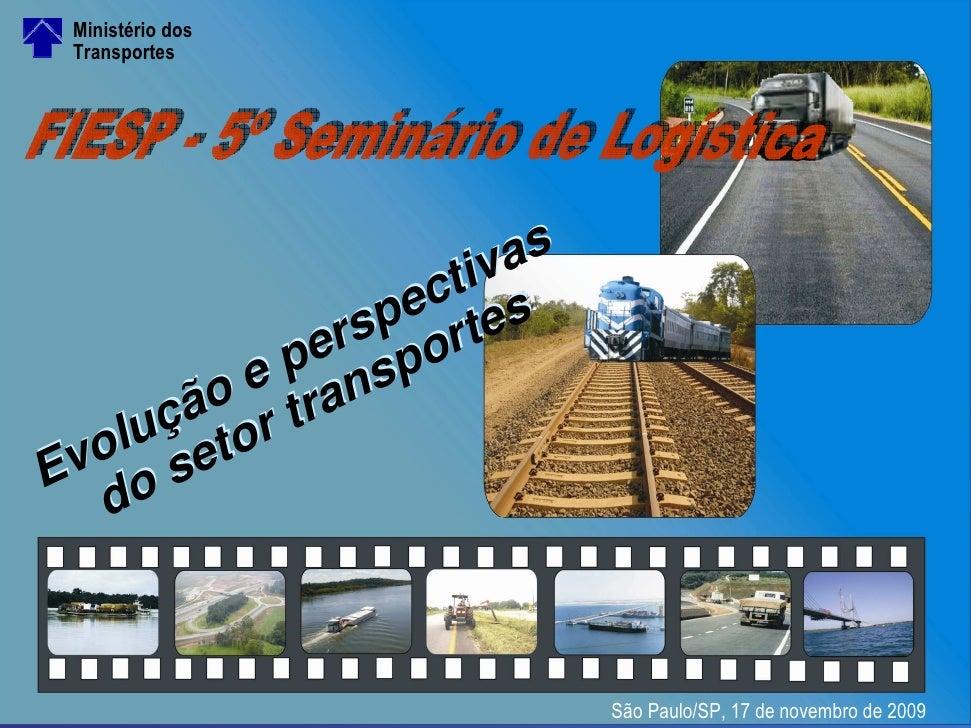 Ministério dos  Transportes                         tivas                   ec es                rsp ort             pe sp...