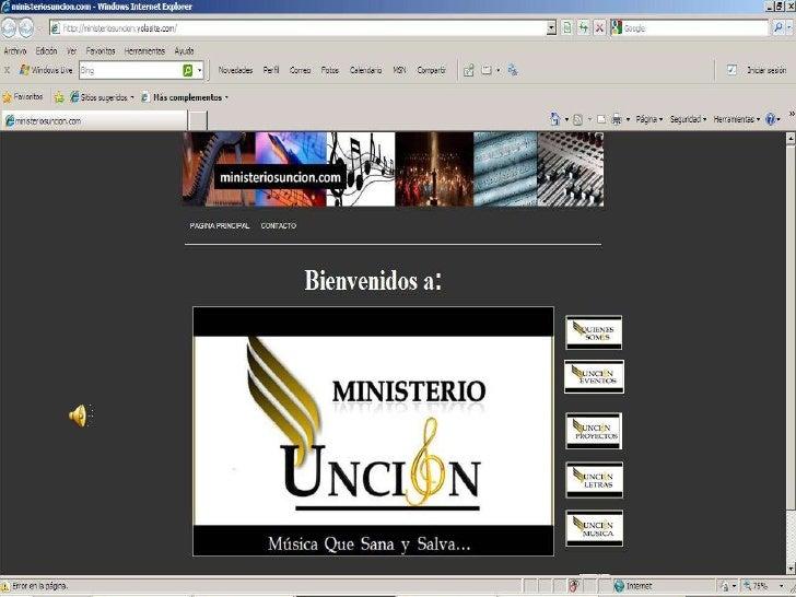 Ministeriouncio.Com