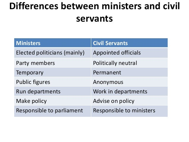 the politically neutral public servant Political neutrality persons working in the state services (state servants) are required to act in the course of their duties in a politically neutral manner.