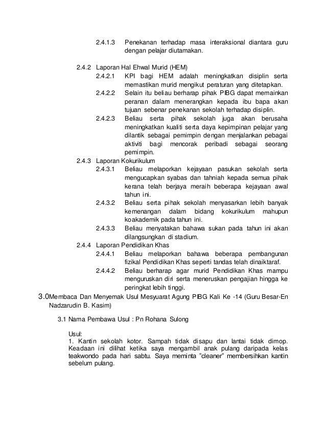 Minit Mesyuarat Pages 1 3 Text Version Anyflip