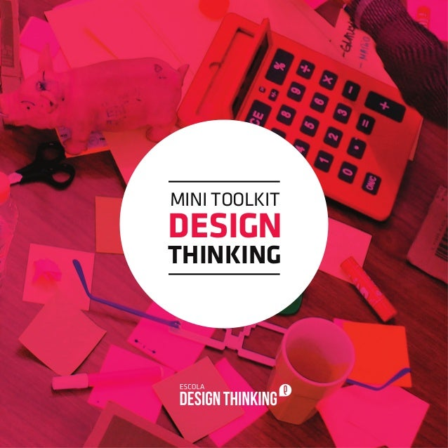 MINI TOOLKIT DESIGN THINKING