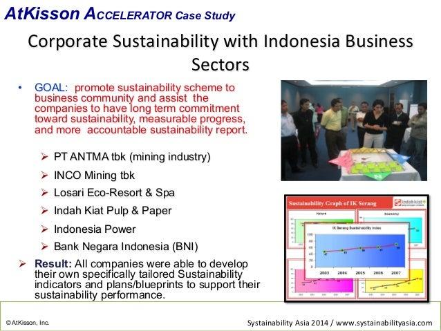 Embedding Sustainability Mindset in Business