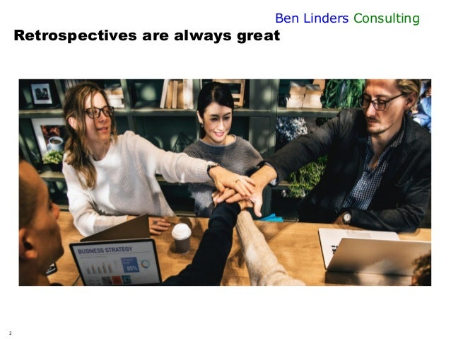 Mini workshop retrospecting your retrospectives  - Experience Agile 2020 - Ben Linders Slide 2