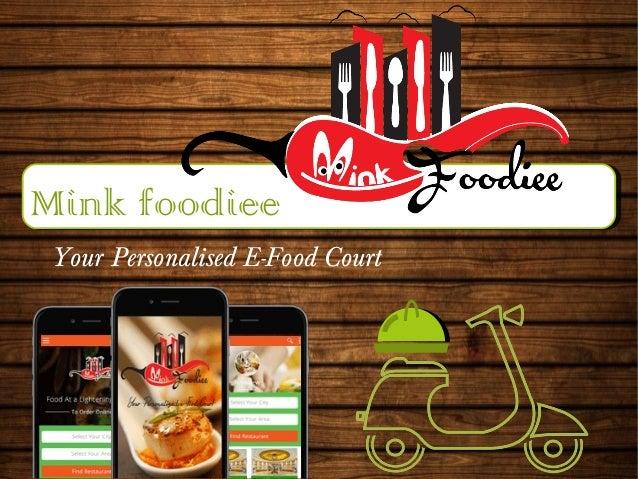 Book Food Online Book Restaurant Table Online Mink Foodiee - Restaurant table advertising