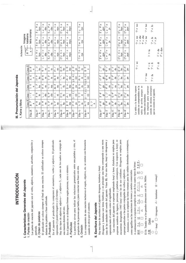 minna no nihongo traducciones pdf