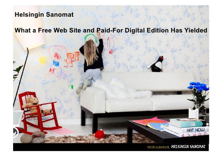 Helsingin Sanomat  What a Free Web Site and Paid-For Digital Edition Has Yielded                    Helsingin Sanomat    :...